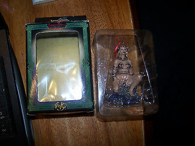 Frazetta's Princess Cs Moore Creations Christmas Ornament #2840/3000 Look!