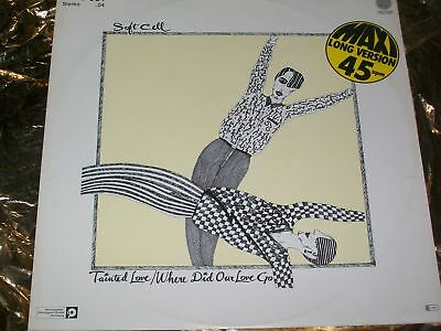 Soft Cell--Tainted Love--8,57 Min.--Maxi Version--1981--12' Maxi--