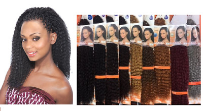 "Aftress Synthetic  Brazil bulk Bulk hair 18"" ( Braiding & Crochet )"