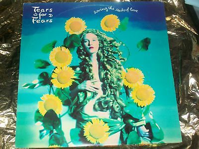 Tears For Fears--Sowing The Seeds Of Love--++Shout Us Remix--1989--12'maxi