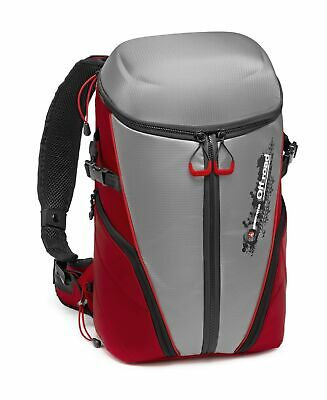 Manfrotto MB OR-ACT-BPBU Off Road Stunt Backpack (Grey)