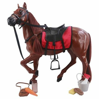 Tesco Sindy's Horse and Accessories H51cm Playset A