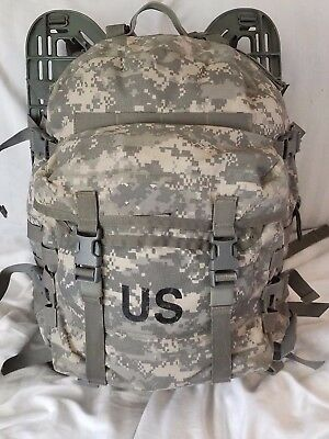 VERY UNIQUE!!  Assault Pack Molle Frame Combination - BEST OF BOTH WORLDS!!!