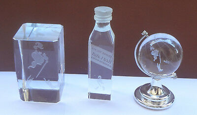 JOHNNIE WALKER Lot of 3 Rare Collectible items