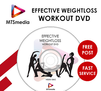 Effective Weight Loss Workout Training Exercise Dvd Cardio Fat Loss
