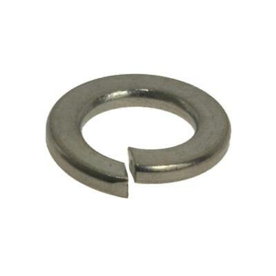 G304 Stainless Steel M6 (6mm) Metric Single Coil Spring Washer