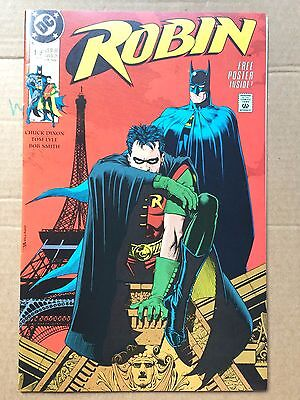 Robin *Complete First Mini-Series 1-5* *First Print*