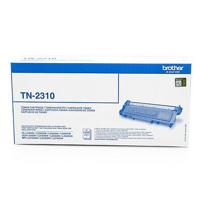 Toner Original  Brother MFC-L 2700 DN / TN-2310 Schwarz