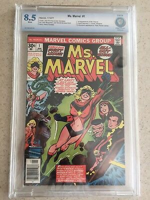 Ms. Marvel 1 CBCS 8 White pages