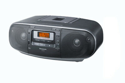 Panasonic RX-D55 - CD-Player - 20 W (RX-D55AEG-K)