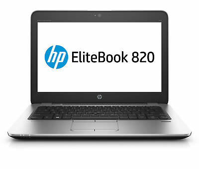 HP Business EliteBook 820 G3 - 12,5'' Notebook - Core i7 Mobile 2,5 GHz 31,8 cm