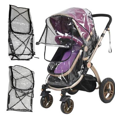 Cover For Baby Carriage & Stroller To Protect Child From Rain & Wind LJ