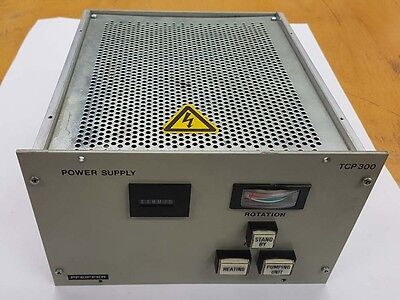 PFEIFFER TCP 300 POWER SUPPLY Pumpensteuerung Stromversorgung