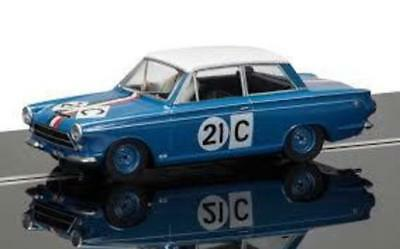 Scalextric Ford Cortina Gt 57-C3670
