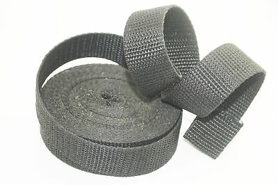 25mm Webbing Polypropylene strapping bags Straps weave and Lashing- 10Yards Roll