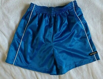 Stanno Football shorts kids, polyester, colour Blue size 140/152