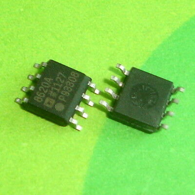 1PCS Dual Op Amp IC ANALOG DEVICES SOP-8 AD8620ARZ AD8620AR AD8620A 100/% Genuine