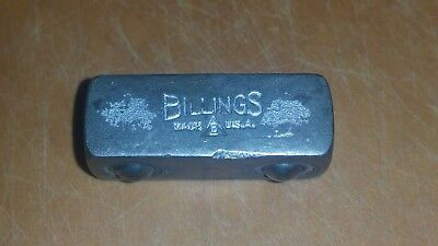 """Billings & Spencer 5861 1/2"""" Drive Male Plug from Female Ratchet  Made In U.S.A."""