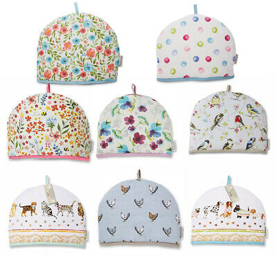 Cooksmart Tea Cosy Cotton Teapot Insulated Cover Warmer Kitchen