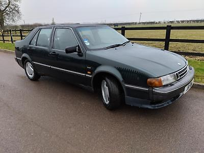 1992 SAAB 9000 CS Turbo 2.0 Manual Very low mileage, one owner only,  WARRANTY