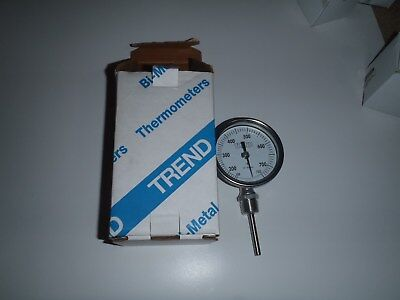 Trend Instuments Bimetal Thermometer Model 31