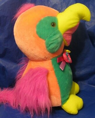 22 inch Large Colorful Parrot Plush