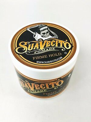 Suavecito Firme/Strong Hold Pomade 4 oz.