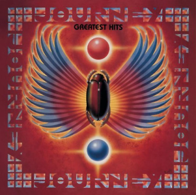 Journey-Greatest Hits  CD NEW