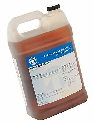 TRIM Cutting & Grinding Fluids TAPHVY/1 TAP HEAVY High Lubricity Tapping Flui...
