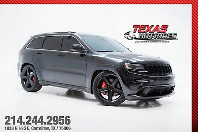 2015 Jeep Grand Cherokee SRT With Many Upgrades 2015 Jeep Grand Cherokee SRT With Many Upgrades! 6.4L Hemi! SRT8