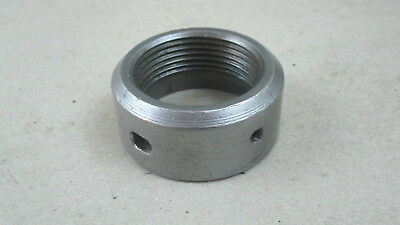Hendey South Bend lathe 2-1//4 x 6 Spindle Nose Thread Protector Monarch