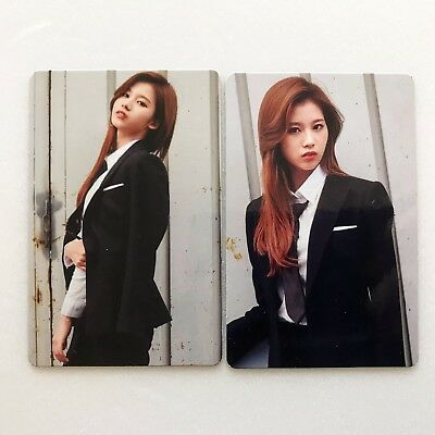 KPOP TWICE Fan Meeting [Once Begins] Official Goods : TWICE Photocard B ver