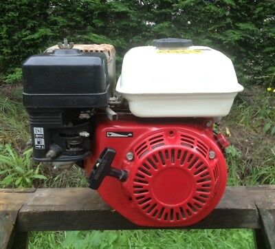 Honda Gx160 Stationary Engine