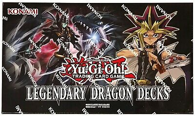 Yu-Gi-Oh! Legendary Dragon Deck Box