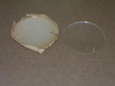 GLASS -Never Used Round COVER for THERMOMETER or CLOCK or BAROMETER or ANY GAUGE