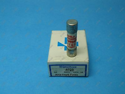 Shawmut ATQ3 Time Delay Fuse Midget 3 Amps 500 VAC Box Of Qty 10 New