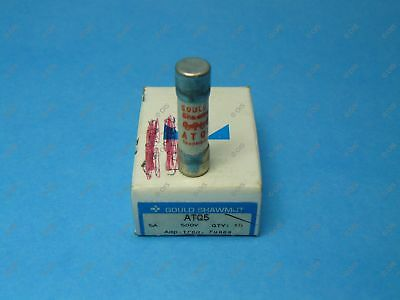 Shawmut ATQ5 Time Delay Fuse Midget 5 Amps 500 VAC Box Of Qty 10 New