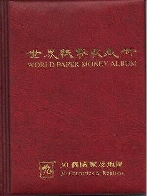 WORLD BANKNOTES 30 COUNTRIES All Uncirculated / Great Bargain!!