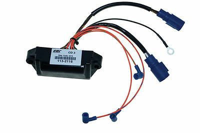 A New CDI Electronics Power Pack Evinrude Johnson 3yl 60hp-thru-75hp # R 582115