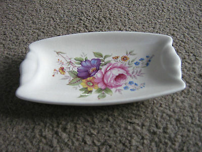 Axe Vale Pottery Trinket Dish-Devon-England-Pretty Design   Lovely