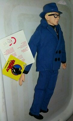 Mint*vintage*dick Tracy*itchy*w*tag*doll*unused*1 Of 6*applause*