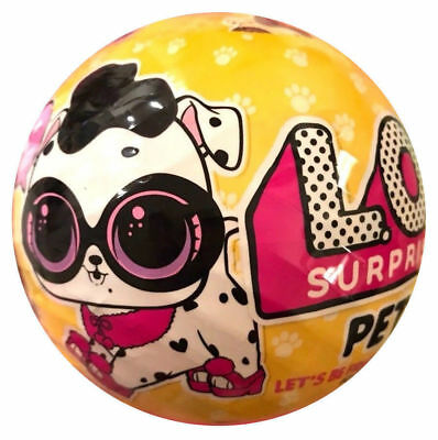LOL Surprise Doll Pets Ball Authentic 7 Layers of Fun New
