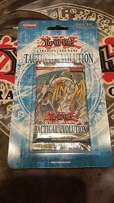 Yu-Gi-Oh Tactical Evolution, 1st Edition, Blister, OVP, Englisch, TAEV
