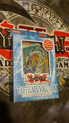 Yu-Gi-Oh Tactical Evolution, Special Edition, OVP,  Deutsch, Booster, TAEV
