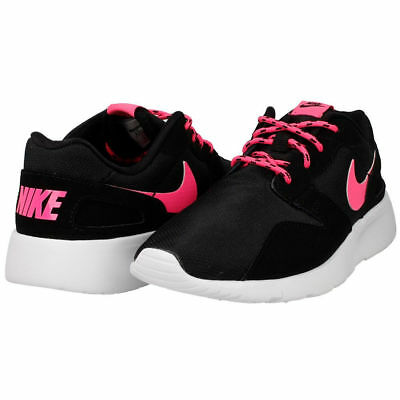 Nike Kaishi (GS) Youth & Women's Shoes Various Sizes Black Pink 705492 001 NEW