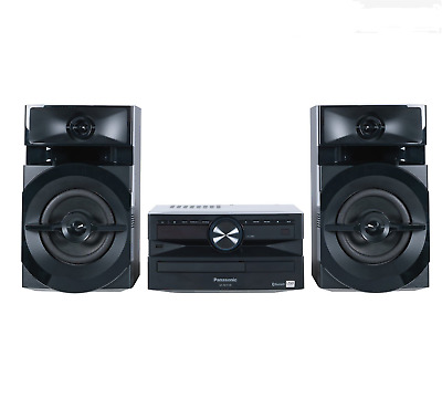 Panasonic 300w Hi Fi System NEXT DAY DELIVERY Stereo Bluetooth CD Powerful