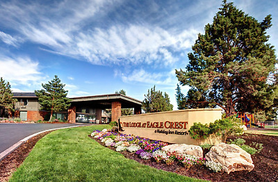Eagle Crest Resort at Redmond, OR (2 bdrms, sleep 6)