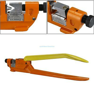 Handle Dieless Indent Lug Crimper Electrical Battery Terminal Cable Wire 580mm