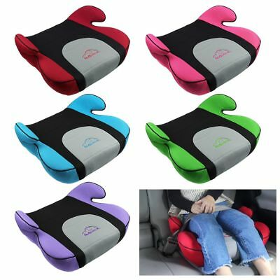 Baby Car Booster Seat Kids Safety Travel Auto Thicken Cushion Pad Protector AU
