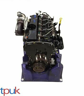 Ford Transit Mk7 2.2 Fwd Engine Eu4 Complete Turbo Injectors Fuel Pump P8Fa Qvfa